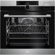 AEG BSK892330M SteamPro Sous Vide + FREE 3 pairs of telescopic rails