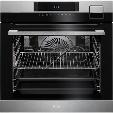 AEG BSK792320M SteamPro Sous Vide + FREE 3 pairs of telescopic rails for AU$2,299.00 at ComplexKitchen.com.au