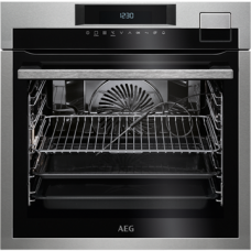 AEG BSE792320M SteamPro Sous Vide + FREE 3 pairs of telescopic rails