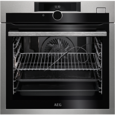 AEG BSE882320M SteamBoost + FREE 3 pairs of telescopic rails