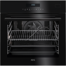AEG BSE782320B SteamBoost + FREE 3 pairs of telescopic rails