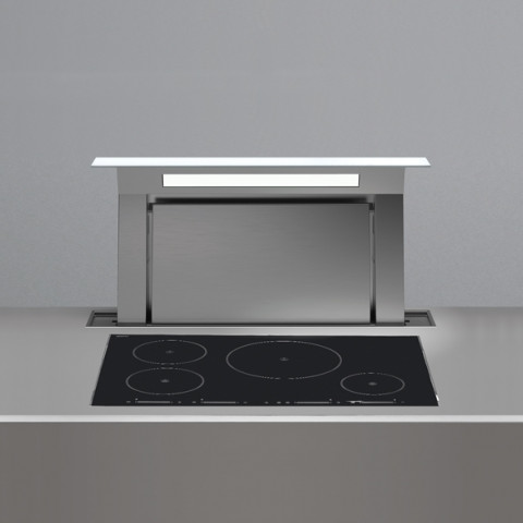 FALMEC DOWN DRAFT 120 white without motor for AU$2,999.00 at ComplexKitchen.com.au