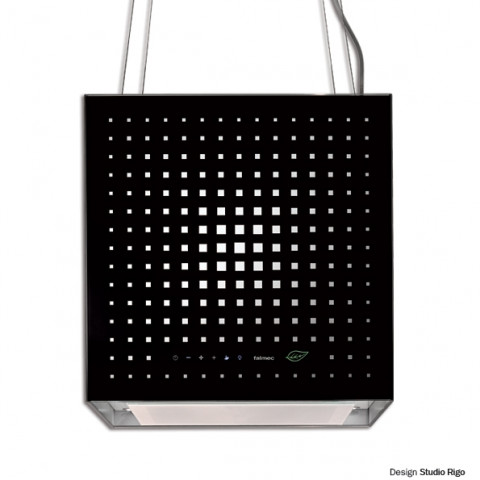 FALMEC RUBIK E.ion black island for AU$3,549.00 at ComplexKitchen.com.au