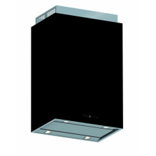 FALMEC LAGUNA 90 black glass wall  - KACL.825