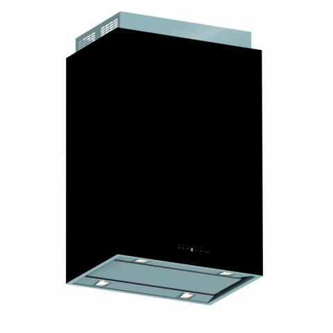 FALMEC LAGUNA 90 black glass island  - KACL.823 for AU$1,249.00 at ComplexKitchen.com.au