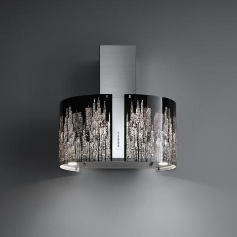 FALMEC MIRABILIA MANHATTAN glass (Round 65 island) for AU$949.00 at ComplexKitchen.com.au