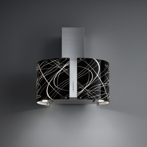 FALMEC MIRABILIA PENELOPE glass (Round 67 wall) for AU$899.00 at ComplexKitchen.com.au