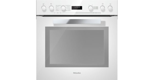 miele h 6260 e brilliant white complexkitchen. Black Bedroom Furniture Sets. Home Design Ideas