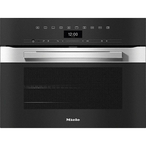 MIELE H 7440 B clean steel for AU$3,249.00 at ComplexKitchen.com.au