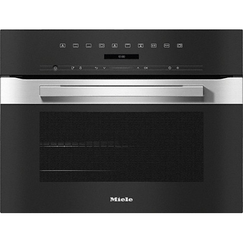 MIELE H 7244 B clean steel for AU$2,899.00 at ComplexKitchen.com.au