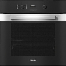 MIELE H 2860 B clean steel