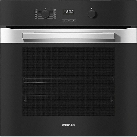 MIELE H 2860 B clean steel for AU$1,899.00 at ComplexKitchen.com.au