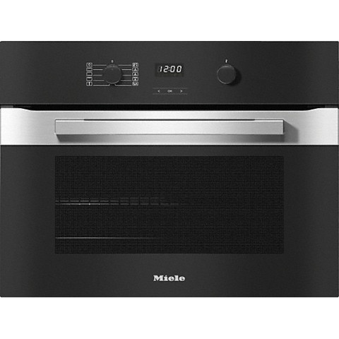 MIELE H 2840 B clean steel for AU$1,949.00 at ComplexKitchen.com.au