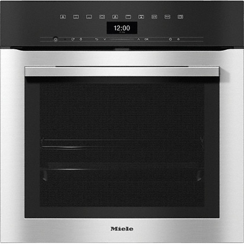 MIELE H 7360 B clean steel for AU$3,249.00 at ComplexKitchen.com.au