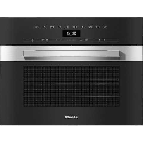 MIELE DGC 7440 clean steel for AU$4,599.00 at ComplexKitchen.com.au