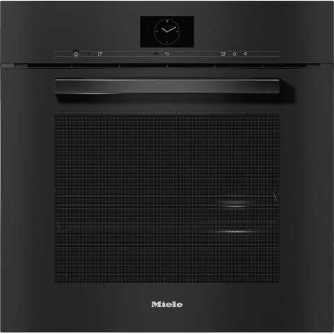 MIELE DGC 7660 obsidian black for AU$7,149.00 at ComplexKitchen.com.au