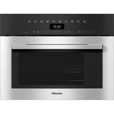 MIELE DGM 7340 clean steel for AU$3,949.00 at ComplexKitchen.com.au