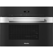 MIELE DG 2840 clean steel