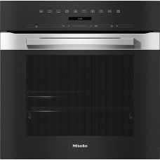 MIELE H 7260 B clean steel