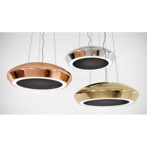 SIRIUS SILT 26 silver lamp for AU$2,749.00 at ComplexKitchen.com.au