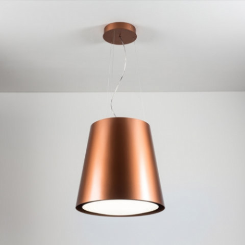 SIRIUS SILT 28 copper lamp for AU$1,499.00 at ComplexKitchen.com.au