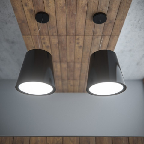 SIRIUS SILT 28 black lamp for AU$1,649.00 at ComplexKitchen.com.au
