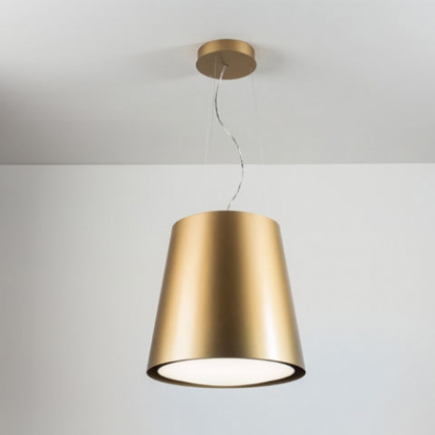 SIRIUS SILT 28 gold lamp for AU$1,499.00 at ComplexKitchen.com.au
