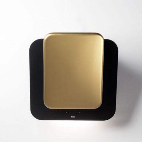 SIRIUS SLTC 103 black glass gold ceramic front panel for AU$2,249.00 at ComplexKitchen.com.au
