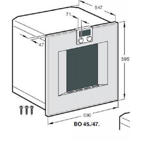 Gaggenau Bo 451 112 Complexkitchen